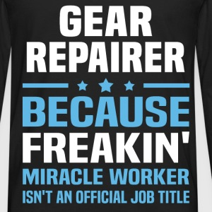 Gear Repairer - Men's Premium Long Sleeve T-Shirt
