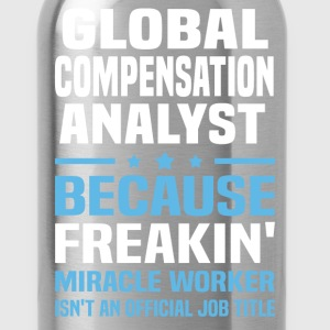 Global Compensation Analyst - Water Bottle