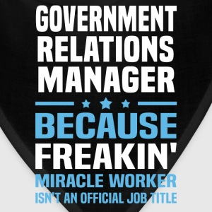 Government Relations Manager - Bandana