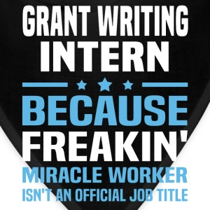 Grant Writing Intern - Bandana