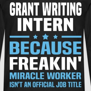 Grant Writing Intern - Men's Premium Long Sleeve T-Shirt