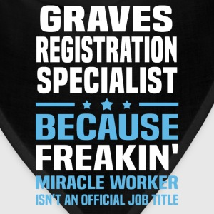 Graves Registration Specialist - Bandana