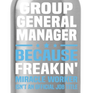 Group General Manager - Water Bottle