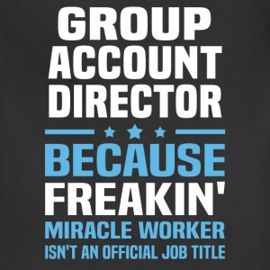 Group Account Director - Adjustable Apron
