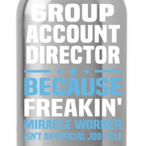 Group Account Director - Water Bottle