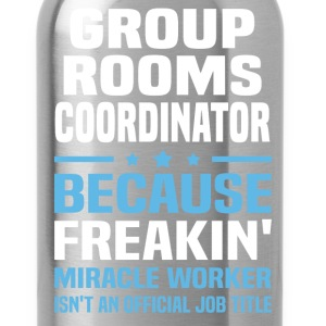 Group Rooms Coordinator - Water Bottle