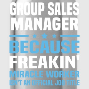 Group Sales Manager - Water Bottle