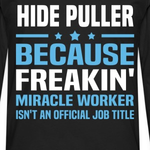 Hide Puller - Men's Premium Long Sleeve T-Shirt