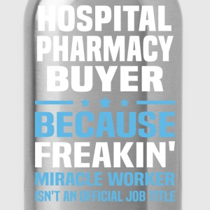 Hospital Pharmacy Buyer - Water Bottle