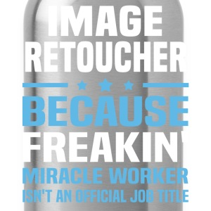 Image Retoucher - Water Bottle