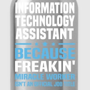 Information Technology Assistant - Water Bottle