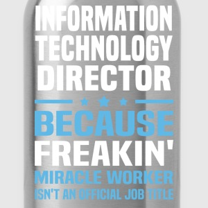 Information Technology Director - Water Bottle