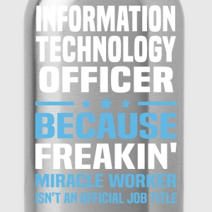 Information Technology Officer - Water Bottle