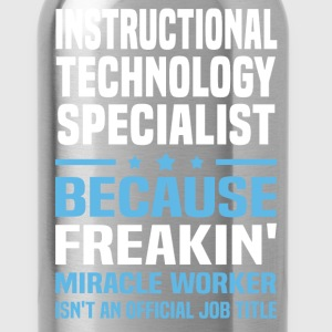 Instructional Technology Specialist - Water Bottle