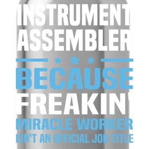 Instrument Assembler - Water Bottle