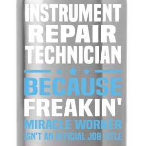 Instrument Repair Technician - Water Bottle