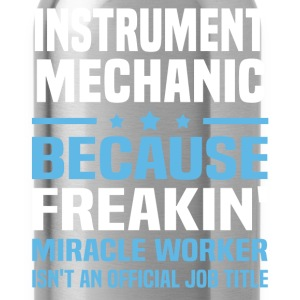 Instrument Mechanic - Water Bottle