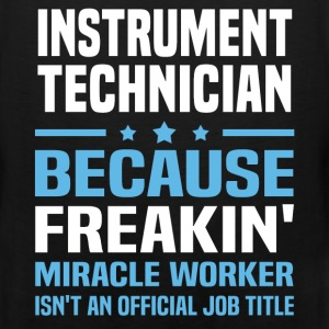 Instrument Technician T-Shirts - Men's Premium Tank