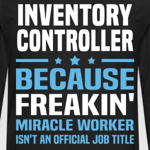 Inventory Controller - Men's Premium Long Sleeve T-Shirt