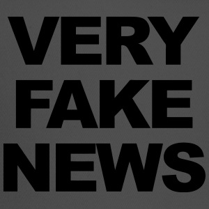 Very Fake News T-Shirts - Trucker Cap