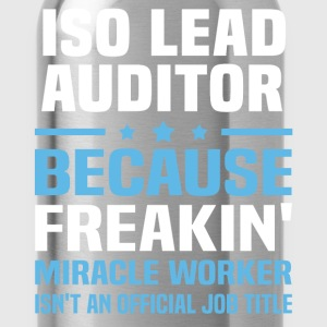 ISO Lead Auditor - Water Bottle