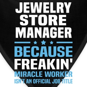 Jewelry Store Manager - Bandana