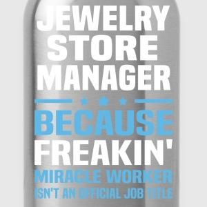 Jewelry Store Manager - Water Bottle