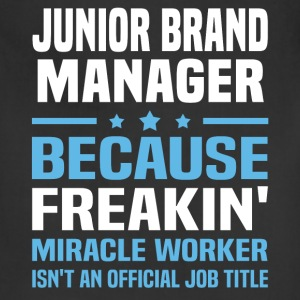 Junior Brand Manager - Adjustable Apron