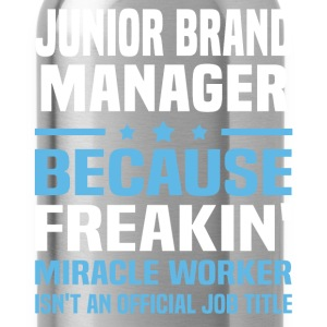 Junior Brand Manager - Water Bottle