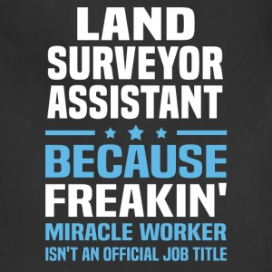 Land Surveyor Assistant - Adjustable Apron