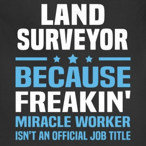 Land Surveyor - Adjustable Apron