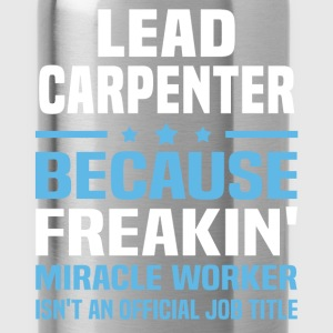 Lead Carpenter - Water Bottle
