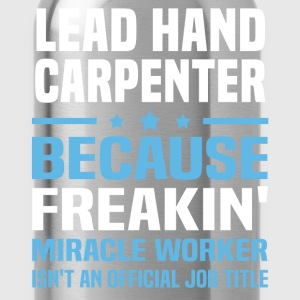 Lead Hand Carpenter - Water Bottle