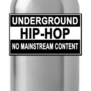 underground_hiphop_flex_tshirts_ - Water Bottle