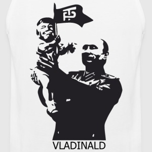 Vladinald - Putin Trump - Men's Premium Tank