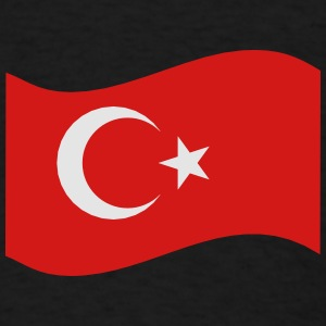 Turkish Flag Sportswear - Men's T-Shirt