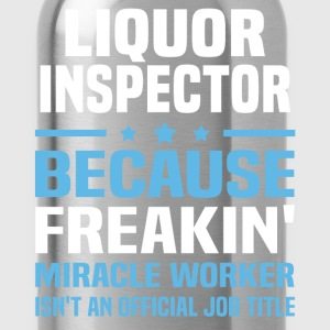 Liquor Inspector - Water Bottle