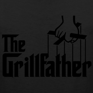 The Grillfather t-shirt - Men's Premium Tank