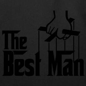The Best Man (The Godfather style) - Eco-Friendly Cotton Tote