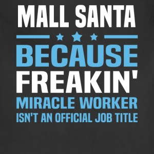 Mall Santa - Adjustable Apron