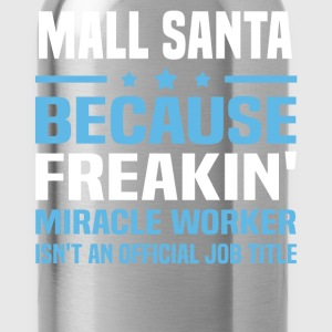 Mall Santa - Water Bottle