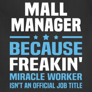 Mall Manager - Adjustable Apron