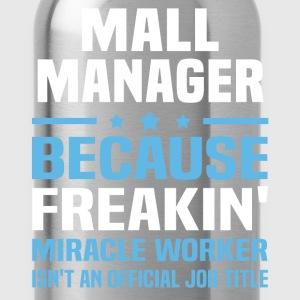 Mall Manager - Water Bottle