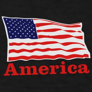 America Mugs & Drinkware - Men's T-Shirt