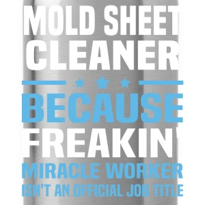 Mold Sheet Cleaner - Water Bottle