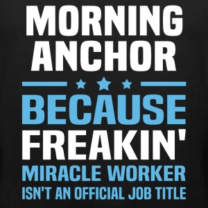 Morning Anchor - Men's Premium Tank