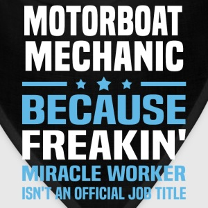 Motorboat Mechanic - Bandana