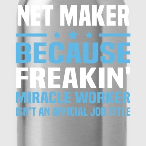 Net Maker - Water Bottle