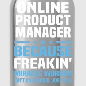 Online Product Manager - Water Bottle