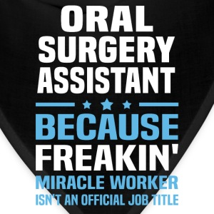 Oral Surgery Assistant - Bandana